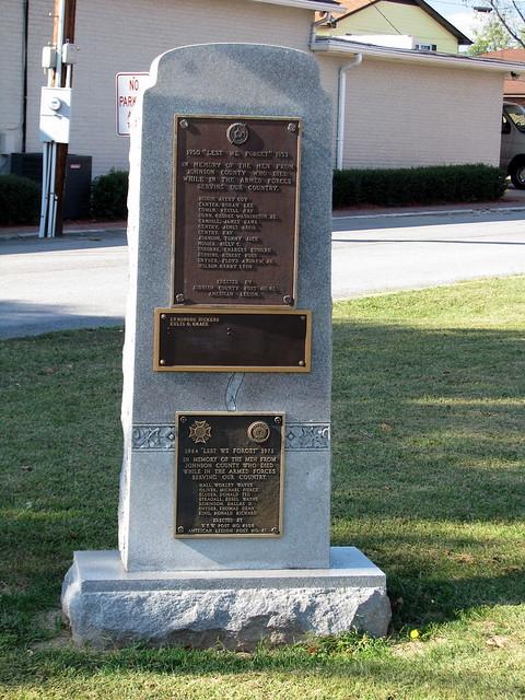 Johnson Co. Korean/Vietnam War Memorial