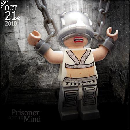October 21 - Prisoner of the Mind