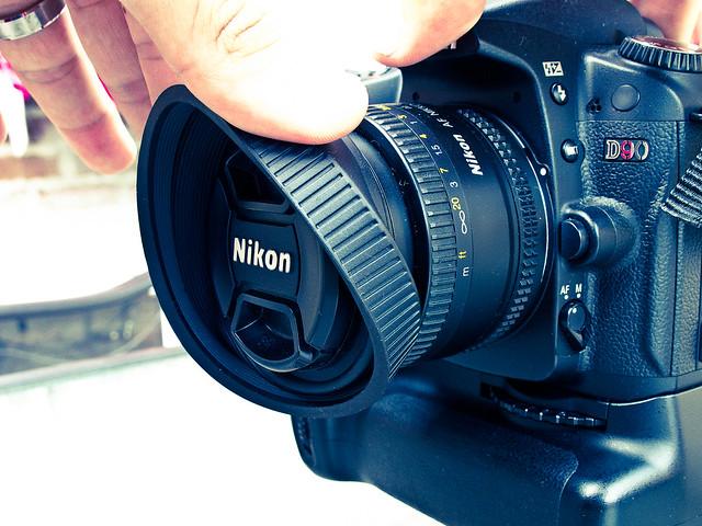 Flexible Lens Hood