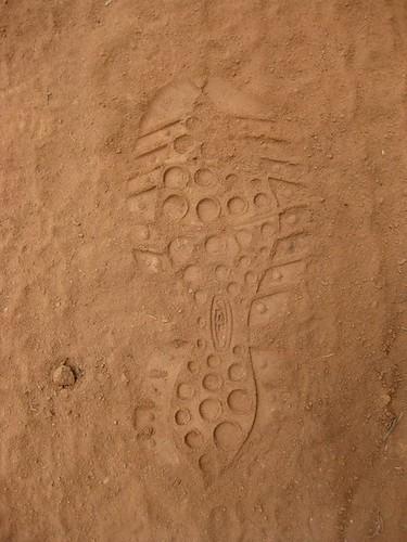 KEEN Footprint