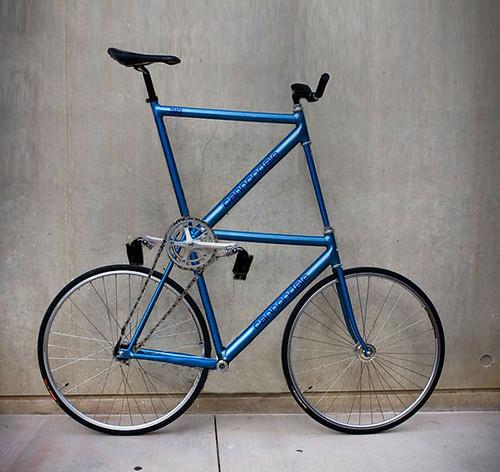 C-Dale Tall bike Mockup