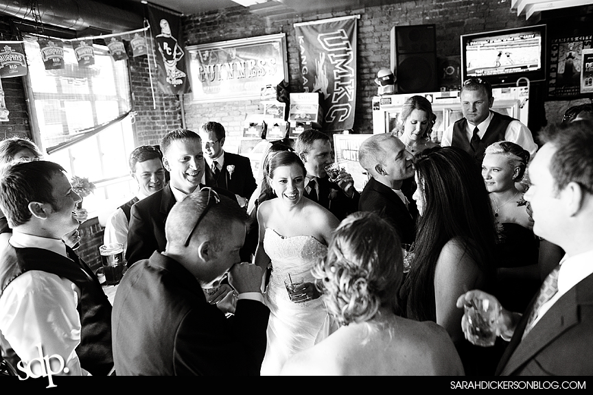 Kansas City Missouri wedding photographs