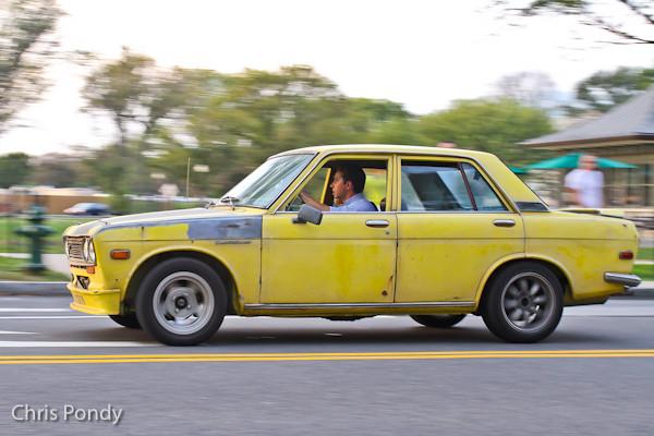 Bumblebee Datsun 510 de 1972