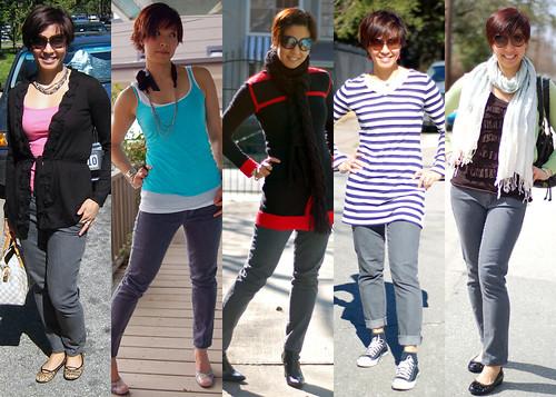 Gap gray jeans 01