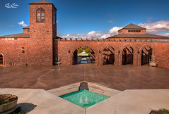 Robert Hall Winery 3 HDR (Bjrn Burton) Tags: california building architecture vineyard nikon wine winery centralcoast hdr pasorobles californiawine d90 roberthall roberthallwinery bjornburton