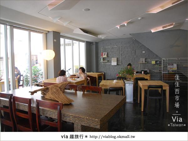 【台南住宿】佳佳西市場旅店~充滿特色的風格旅店!14
