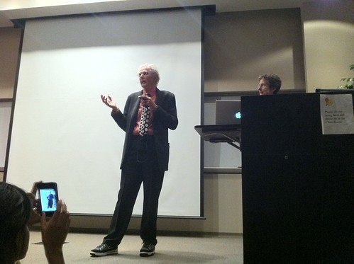ACP Lecture Series: Jerry Uelsmann & Maggie Taylor