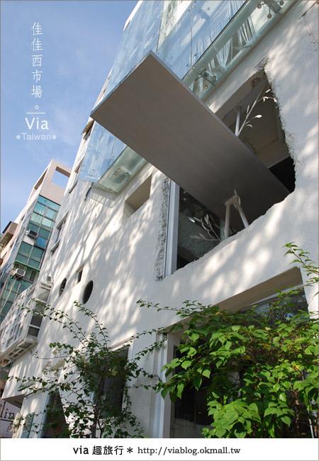 【台南住宿】佳佳西市場旅店~充滿特色的風格旅店!9
