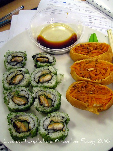 Sushi - Lunch