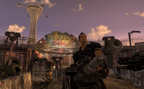 Community Patches Fallout New Vegas With Bug Fixes