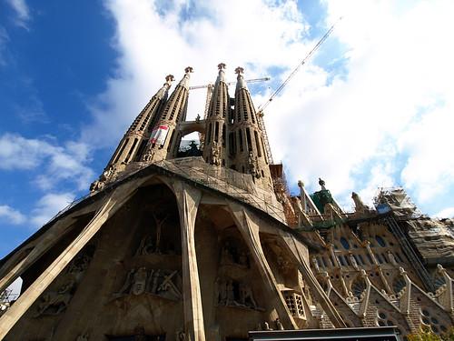 Temple Expiatori de la Sagrada Familia – Barcelona, Spain