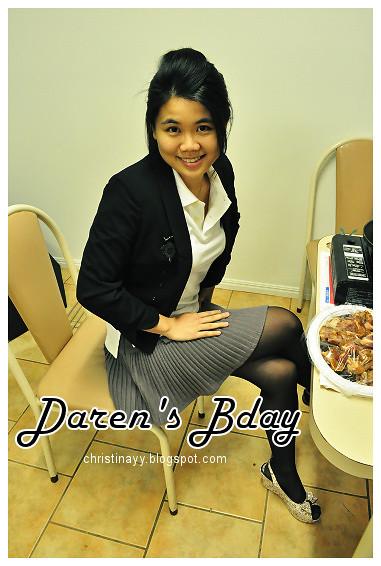 Daren's Birthday: Contemporary Japanese and Korean BBQ