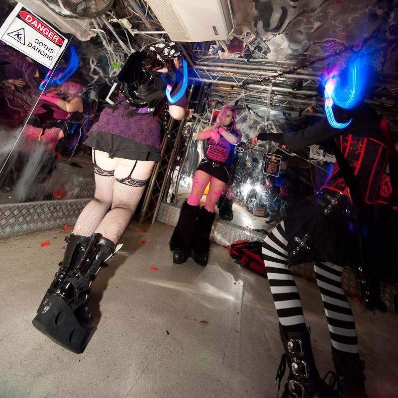 Halloween Sacrilege - Dancers 5