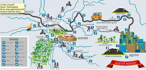 mindo-ecuador-map