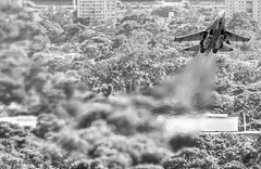 HEAT!!!! (sjpadron) Tags: 30 airplane flying nikon fighter venezuela aircraft aviation military jet trail ii militar heat mk2 fav airforce su30 mk avion rastro calor caza venezuelan aerea sukhoi aviacion militaryaircraft flanker fighterbomber polivalente cazabombardero d700 nikond700 su30mk2 sukhoi30mkii abmv sukhoisu30mk2
