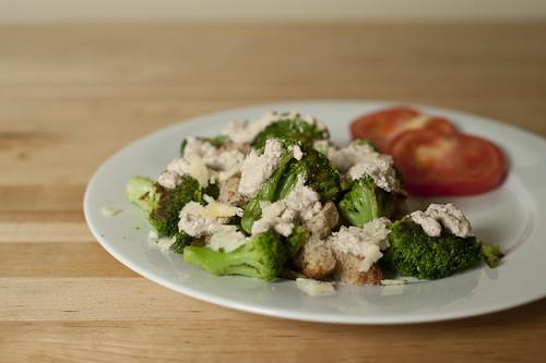 Broccoli Panzanella