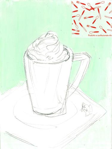 Cappuccino con Panna