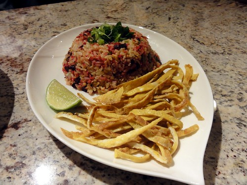 Marinated Beets Fried Rice