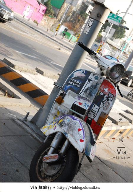 【台南】台南海安路藝術街~必拍的台南景點!20