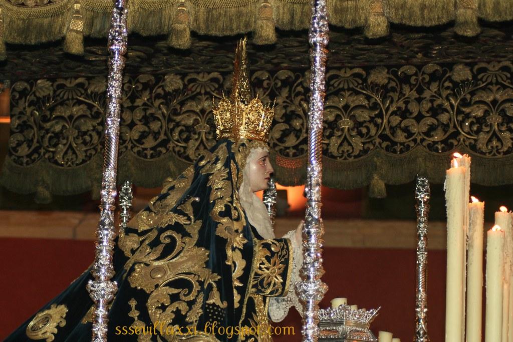 Nuestra Señora de los Dolores, Lunes Santo 2007