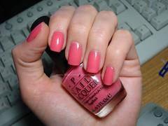 OPI - Chapel of Love (Las Vegas spring 2003 / classic collection) (DelodyLady) Tags: las pink vegas love coral nail polish chapel shimmer opi