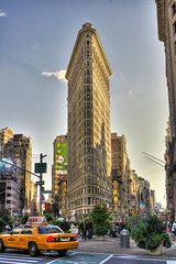 New York City USA -  Flatiron Building 03