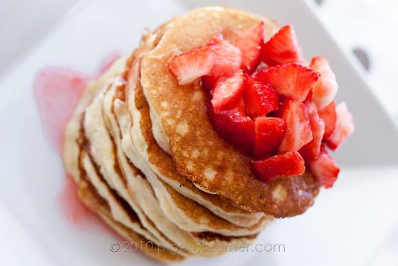 Lemon Ricotta Pancakes 2