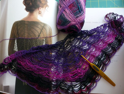 sprout shawl