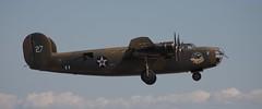 B-24 Takeoff (Bill Jacomet) Tags: raw airshow b24 iphotooriginal wingsoverhouston ellingtonfield ol927
