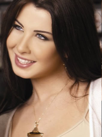 nancy ajram, Arabian Smile Girl