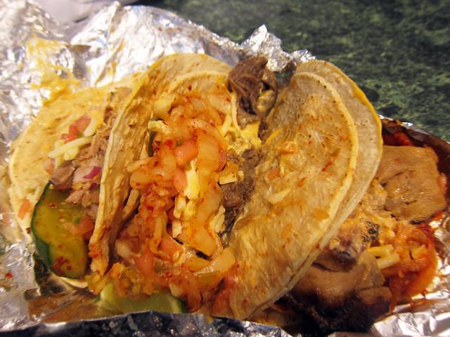 Korilla BBQ Truck Tacos