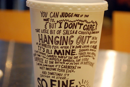 Cups with a Sense of Humor