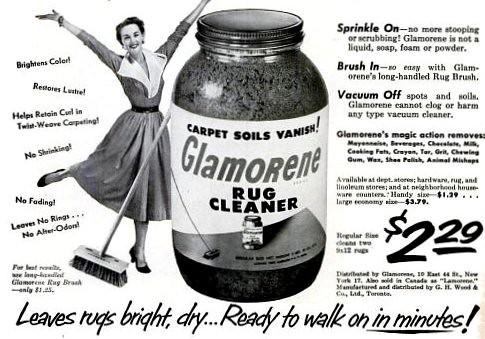Glamorene Oct 13 1952 Life