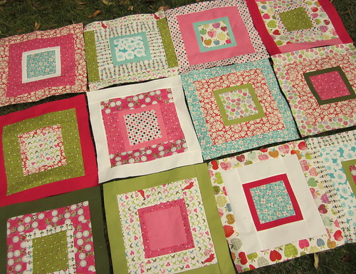 Farmdale Quilt blocks