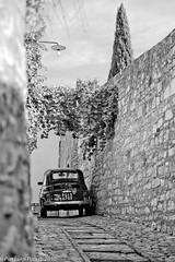 FIAT 500 a Spello - Ottobre 2010 (pilupax) Tags: fiat 500 umbria spello
