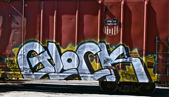 IMG_5168 (mightyquinninwky) Tags: railroad graffiti tag graf tracks railway tags tagged railcar rails boxcar graff graphiti freight trainart fr8 railart boxcarart freightart taggedboxcar paintedboxcar paintedrailcar taggedrailcar