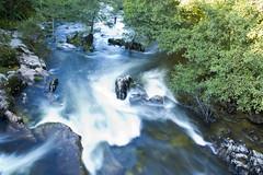 Rio Oitaven (sairacaz) Tags: rio canon agua galicia seda oitaven eos550