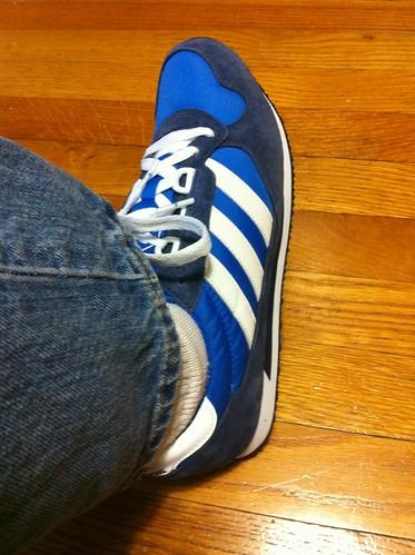 New old Adidas