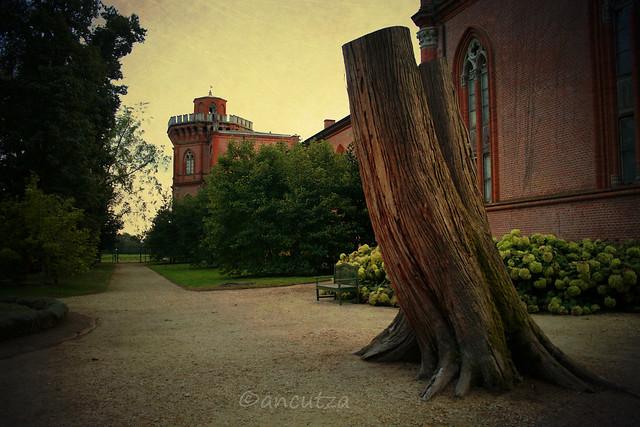 foto del castello di racconigi