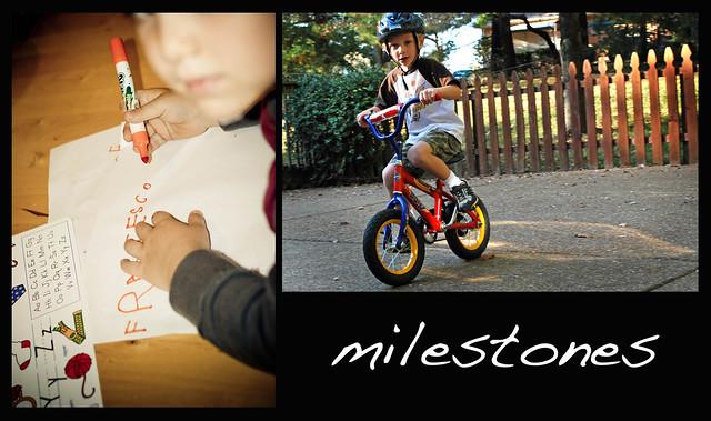 milestones tut