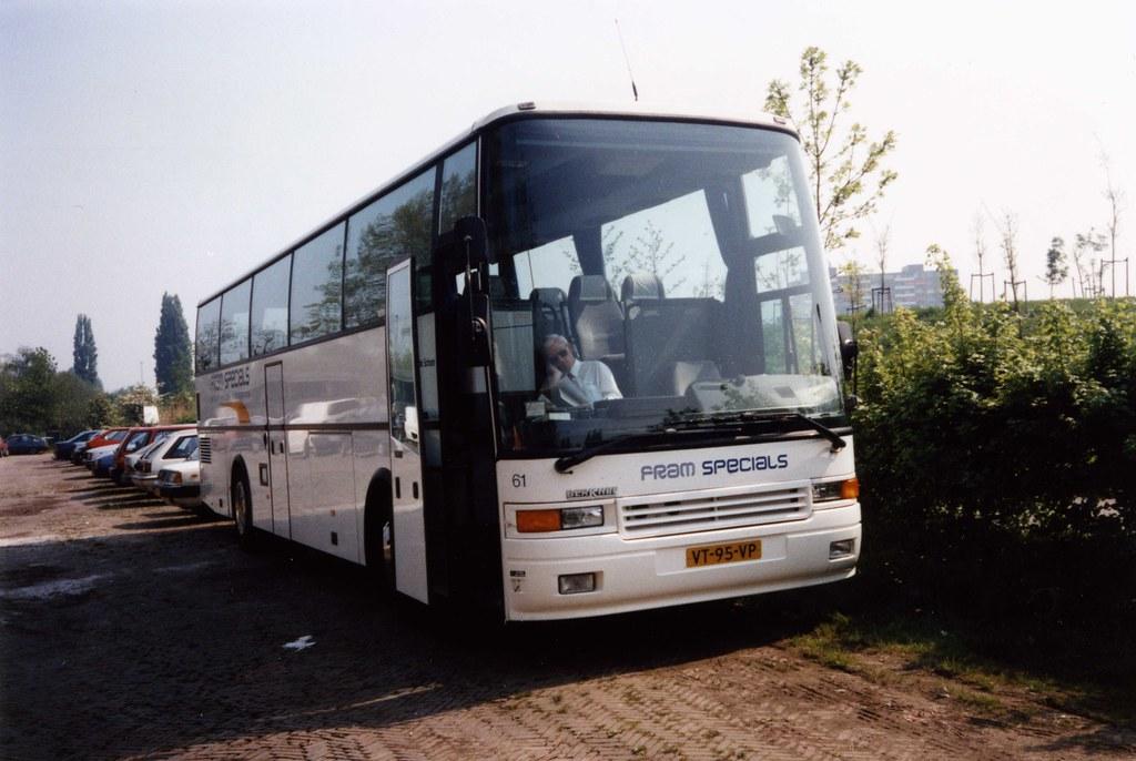 FRAM bus 61 Amsterdam