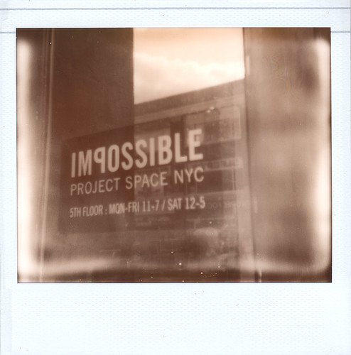 Impossible Project NYC