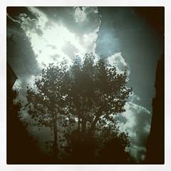 Núvols a Barcelona