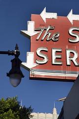 California trip, august 2010 (Raf Ferreira) Tags: california santa trip girls sunset signs beach typography neon united monica states rafael ferreira peixoto blv