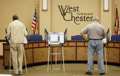 West Chester voting