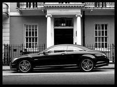 CL 63 AMG (Chris Wevers) Tags: london 63 mercedesbenz cl amg c216 chriswevers
