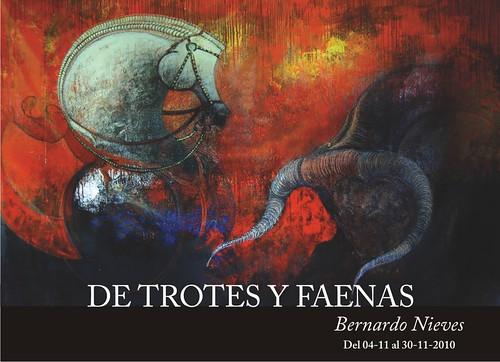 Exposición: De Trotes y Faenas
