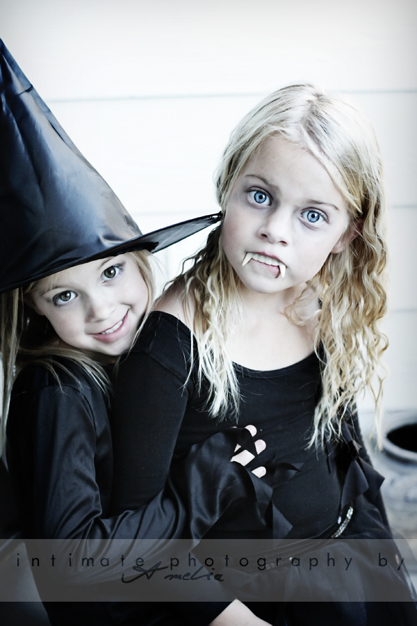 { spooky little girls }