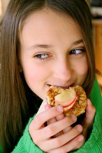 apple tartlette sweetness