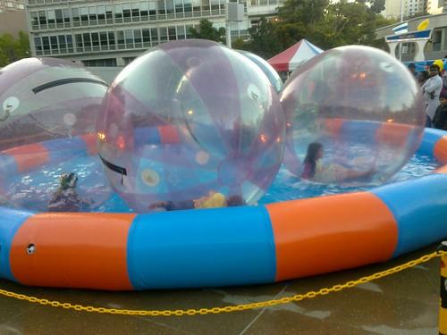 Diwali - Hamster Balls